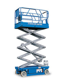 Used Scissor Lift Inventory