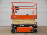 Side Angle of New 2017 JLG 1932R Electric Scissor Lift