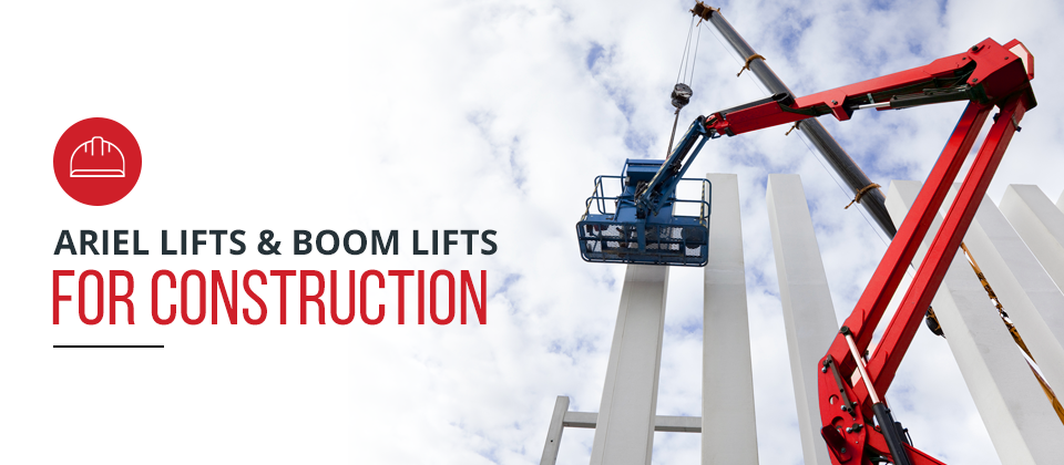 Used Boom Lifts For Construction