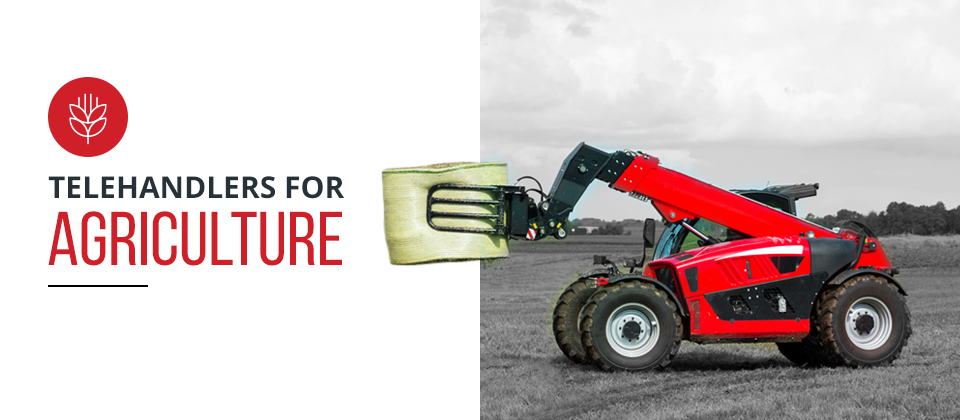 Used Telehandlers for Agriculture