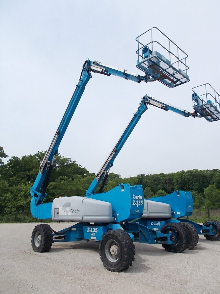 Used Genie Boom Lifts For Sale