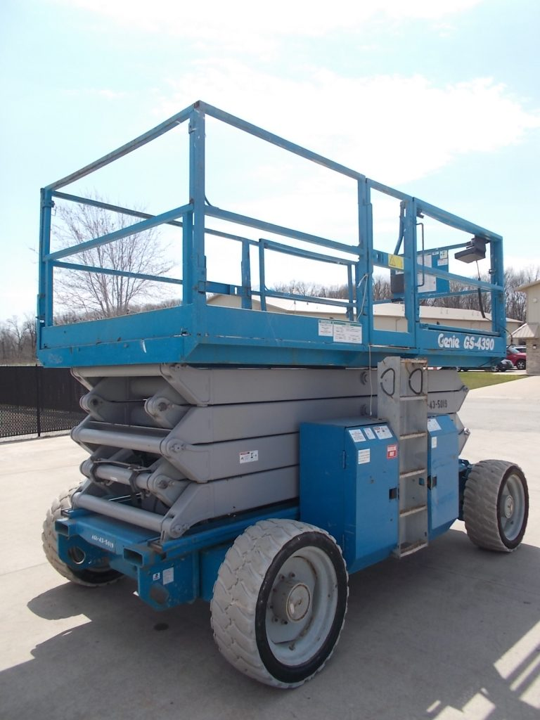 Used Genie Scissor Lifts For Sale