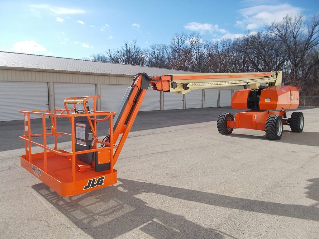 Used JLG Boom Lifts For Sale