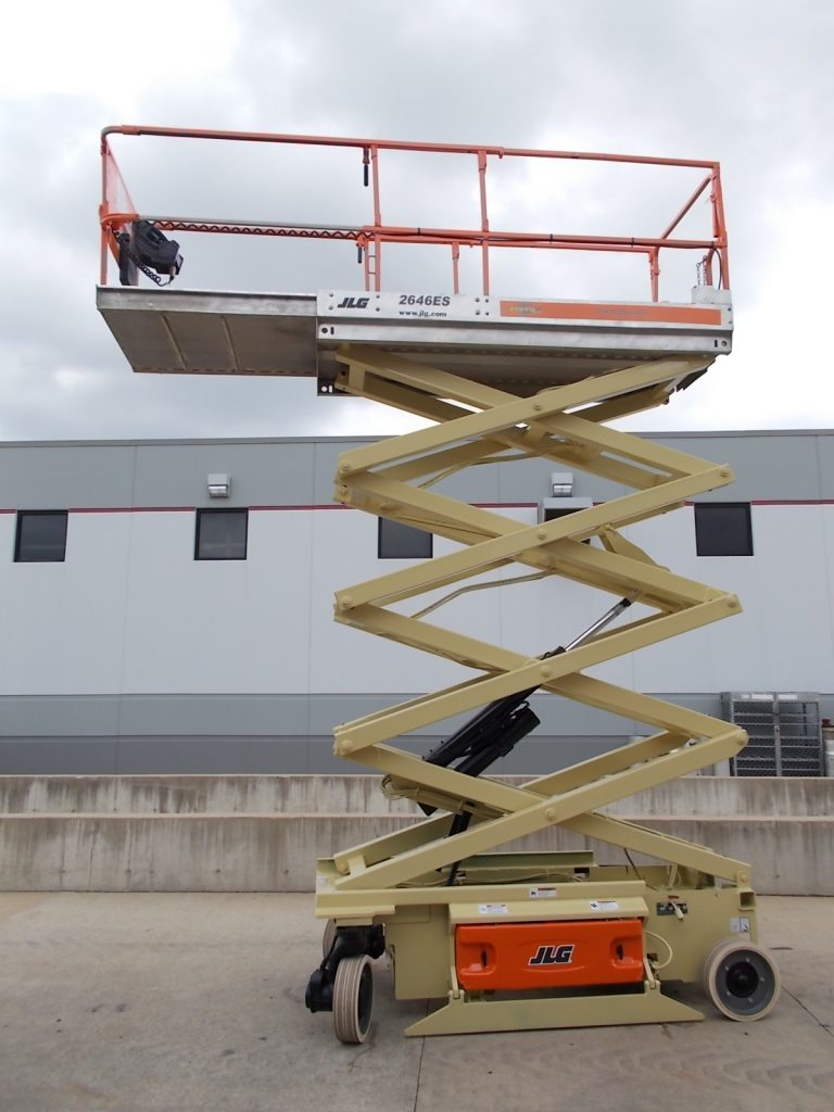 Used JLG Scissor Lifts For Sale